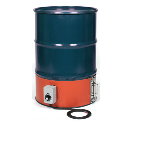 Trống tang gia nhiệt Drum Heater